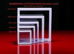 WHITE Membranes 70mm