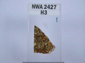 NWA 2427 H3 #1