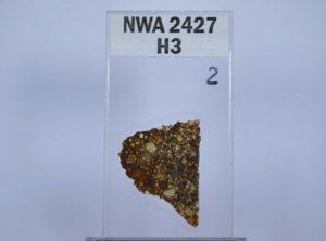 NWA 2427 H3 #2