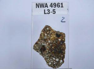 NWA 4961 L3-5 #2