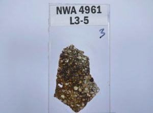 NWA 4961 L3-5 #3