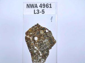 NWA 4961 L3-5