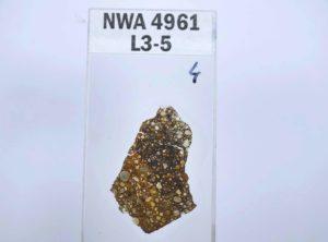 NWA 4961 L3-5 #4