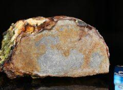 Al Haggounia 001 (359 gram) endpiece